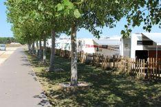 Área de Caravanas de Quintana Redonda.
