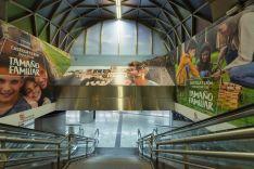 Foto 2 - La Junta lanza una campaña promocional turística de gran impacto en Madrid, para llegar a más de 8,5 millones de potenciales viajeros