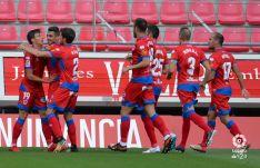 El Numancia superó al Elche y obtuvo el primer triunfo de la temporada 2018-19. LaLiga