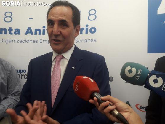 Los Desayunos de FOES invita a José Rolando Álvarez Valbuena