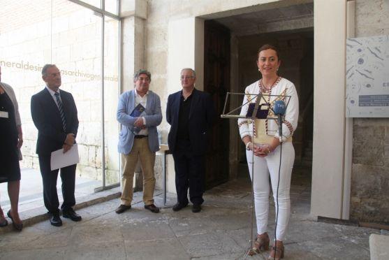 Virginia Barcones, delegada del Gobierno de Castilla y León. Europa Press