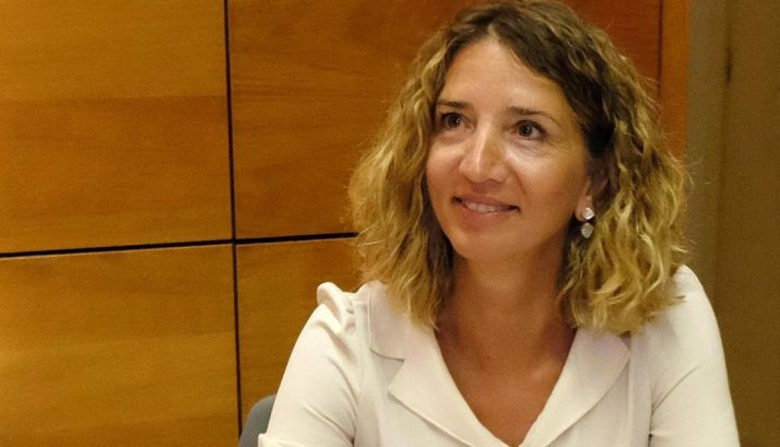 Alicia García, consejera de Familia e Igualdad de Oportunidades. /Jta.