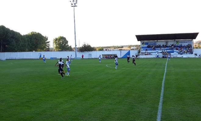 Foto 1 - Todos los equipos sorianos puntúan en Tercera