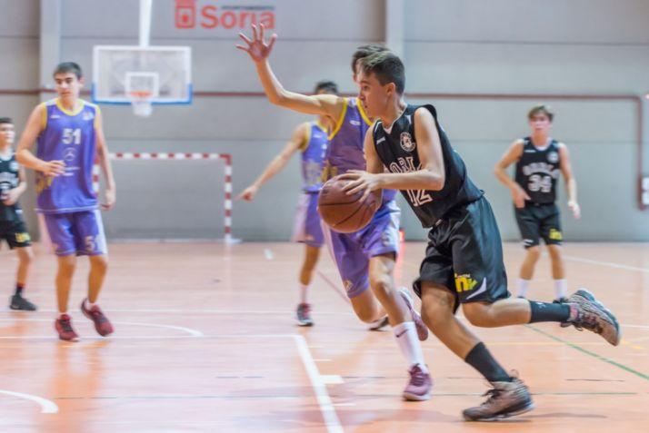 Club Baloncesto Soria.