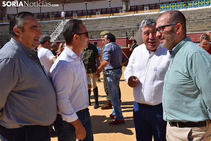 Feria Ganadera de Soria 2018. /SN