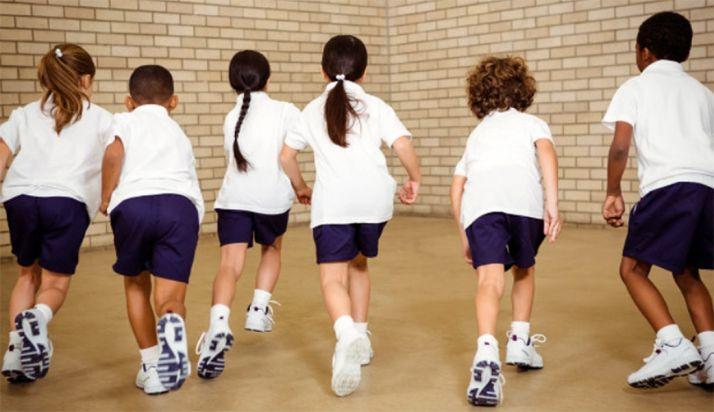 Foto 1 - Hábitos activos y saludables en los colegios para el Día Europeo del Deporte Escolar