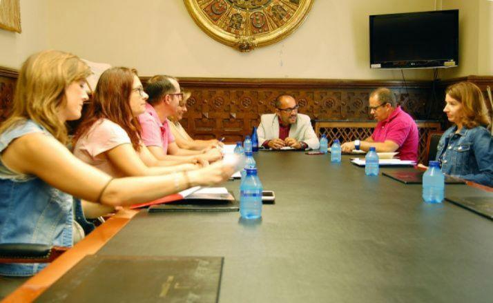 Mesa del Diálogo Social. /Dip.