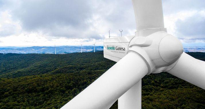 Foto 1 - Siemens Gamesa consigue un contrato de 70 aerogeneradores para parques eólicos de Zaragoza y Valladolid