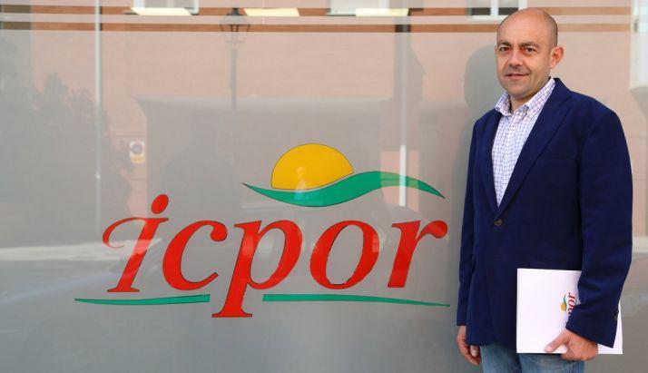 Julián Redondo, gerente de ICPOR.