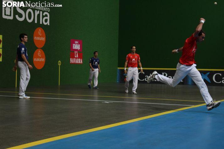Semifinales de la pelota mano en La Juventud. SN