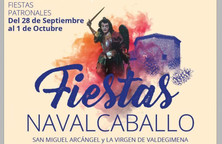 Foto 1 - Navalcaballo honra a San Miguel y a la Virgen de Valdegimena este fin de semana