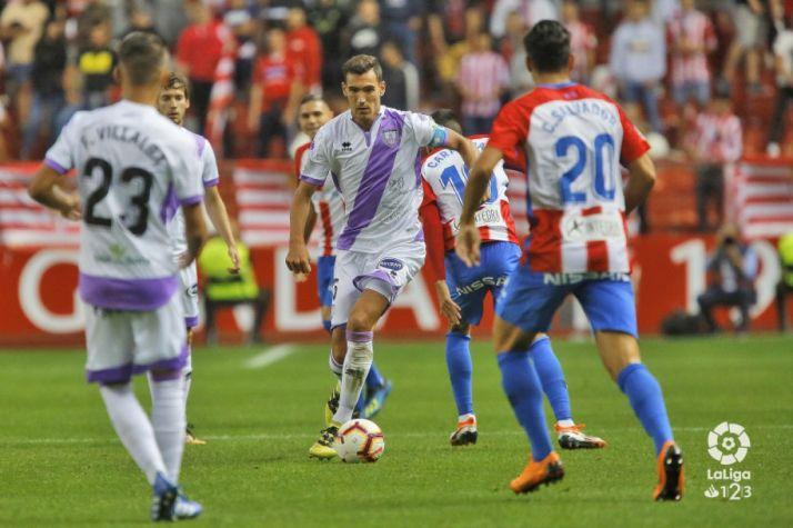 Minuto a minuto: El Numancia logra un empate ante el Sporting (1-1) que sabe bien