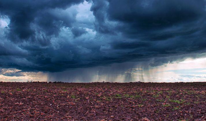 Foto 1 - Todas las provincias de CyL, en riesgo hoy por tormentas y lluvias de hasta 15 litros en una hora