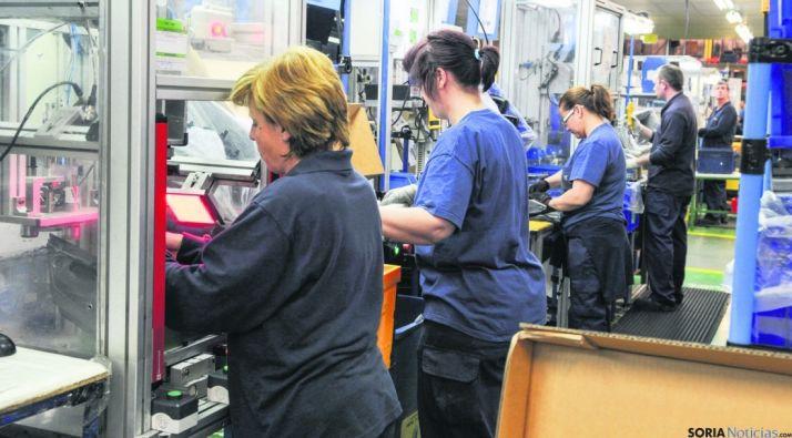 Foto 1 - Sube un 1,5% el coste laboral medio por trabajador y mes