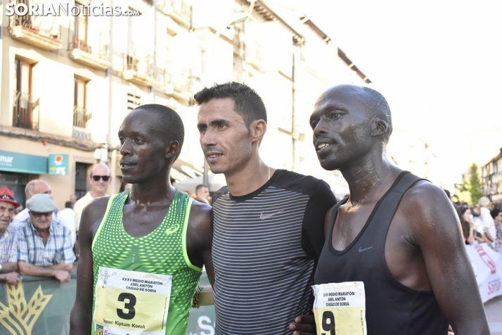MEGAGALERÍA: Fiesta del atletismo con ritmo africano