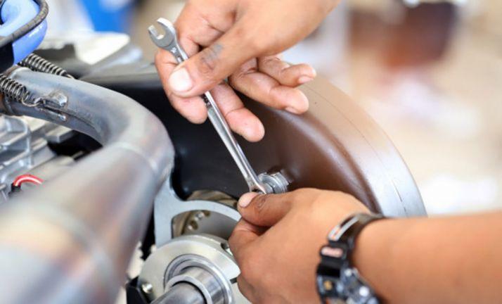 Electromecánica, una de las disciplinas incorporadas.