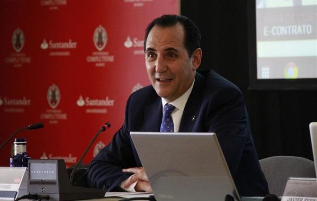 José Rolando Álvarez. /EP