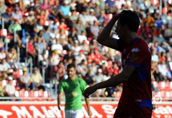 El Numancia de López Garai no ve la luz (Crónica del Numancia 0 – Almería 2)