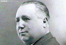 Anastasio Vitoria, alcalde de Ágreda en 1936 y fusilado en agosto de ese mismo año. /SN