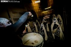 El festival de las Ánimas consolida a Soria como destino turístico en el puente de los Santos