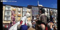 El gigante de Leonor cae en Mariano Granados.