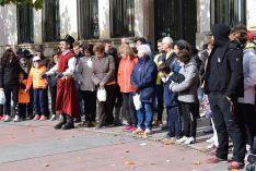 Foto 5 - Sorpresa e inquietud con el espectáculo de calle 'Entremundos'