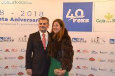 Una de las imágenes de la gala de esta noche en La Audiencia. /SN
