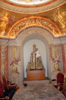 Foto 2 - La Diputación celebrará el Día Europeo de la Conservación y Restauración mostrando el camarín de Nuestra Señora de la Merced