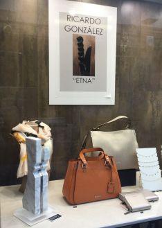 Foto 2 - 'Etna', de Ricardo Gómez, inunda de escultura el 'Espacio de Arte' Monreal