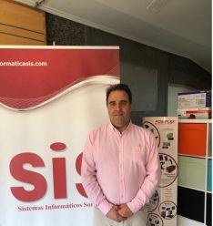 Antonio Pascual, jefe de Software de SIS .