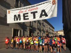 Carrera de Montaña en El Burgo de Osma. Ayuntamiento de El Burgo.