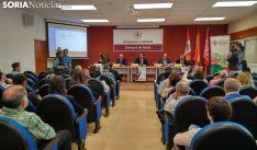 Presentación de los Mejores TFG de Soria.