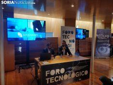 Imágenes del Foro Tecnológico de Soria 2018