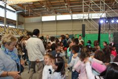 Espectáculo infantil con Almozandia en el Polideportivo San Andrés. SN