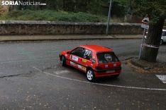 La segunda jornada de la XXI Subida Automovilística al Parque del Castillo de Soria. SN