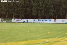Estadio de La Arboleda de Almazán. SN