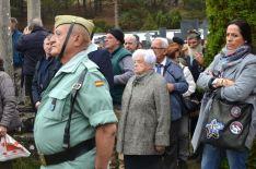 Foto 3 - Legionarios homenajean a Yagüe en San Leonardo