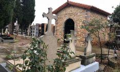 Imagen de la capilla tras ser restaurada. /Ayto. Olv.