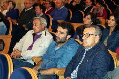 Algunos de los asistentes a la conferencia. /FSA