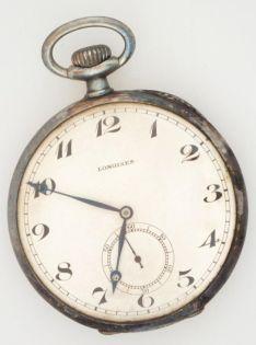 Reloj de Vicente Borjabad. /ASRD