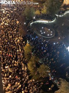 Imagen aérea de las inmediaciones de la sede territorial de la Junta. /SN
