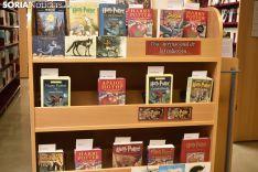 Lectura coninuada de Harry Potter en 15 lenguas.