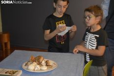 GALERÍA: Grandes y pequeños estrenan los talleres del Soria Gastronómica