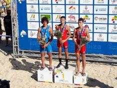Alfonso Izquierdo, doble bronce en Ibiza. Cedida