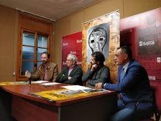 Foto 3 - El festival de las Ánimas consolida a Soria como destino turístico en el puente de los Santos
