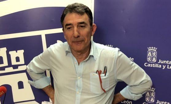 Ángel Hernández, presidente del Consejo Asesor de la Memoria Histórica y Democrática de Castilla y León. /EP