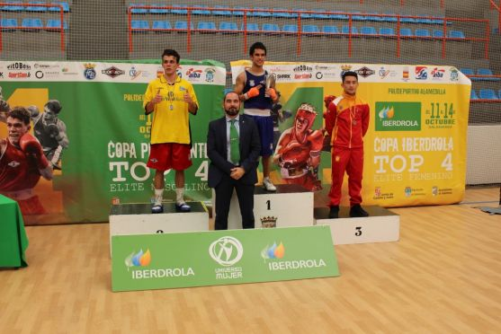 Tres oros, una plata y tres bronces en el bagaje final de los representantes castellanos y leoneses en la Copa Presidente. Federación Española de Boxeo