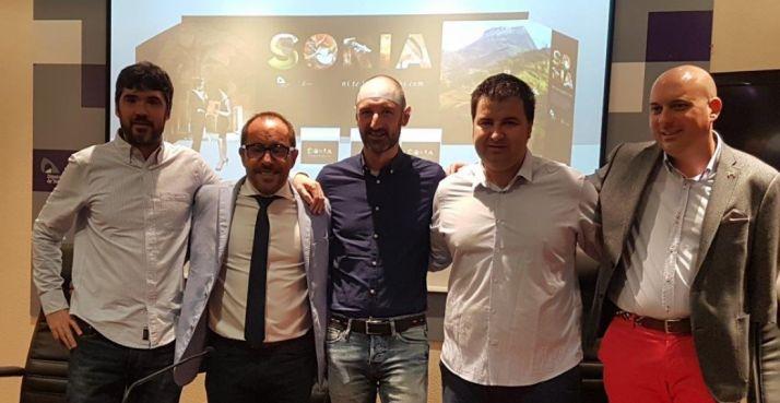 Presentación de Soria en el San Sebastián Gastronomika.