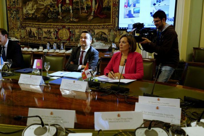 Conferencia Sectorial de Agricultura y Desarrollo Rural. Junta de Castilla y León