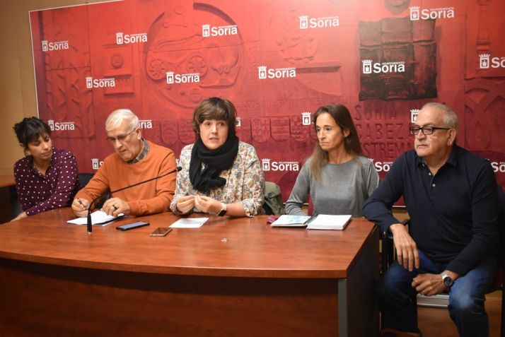 Foto 1 - Soria persigue la 'Pobreza Cero'